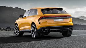 Audi Q8 Sport concept previews coupe-shaped SUV in Geneva | Autoweek