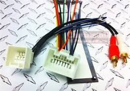 radio wire harness w mach amp premium stereo  image is loading radio wire harness w mach 1000 amp premium