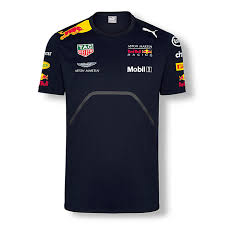 In The Shirt Red Bull Racing Shop Official Teamline T Shirt Only Here At