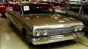 1963 Chevrolet Impala SS 409 V8 - Nicely Restored Classic - YouTube