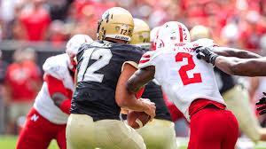 Tony Butler 2019 Football University Of Nebraska