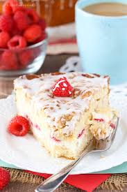 Raspberry Cream Cheese Coffee Cake Life Love and Sugar