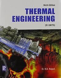 Thermal Engineering by R.K. Rajput