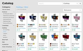 How To Create Your Own Clothes On Roblox How To Make Your Own Shirt In Roblox