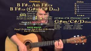 Lay Me Down Chord Chart Lay Me Down Adele Guitar Lesson Chord Chart In D M