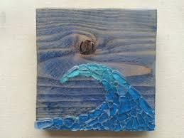 pin on sea glass