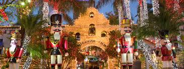 Festival of Lights Riverside CA | Mission Inn Hotel and Spa