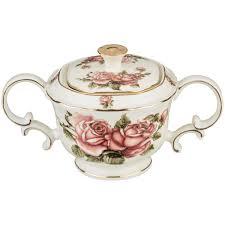 <b>Сахарница Lefard</b> «<b>Корейская роза</b>» 85-1367 купить по низкой ...