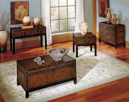 trunk style coffee table