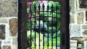 secret garden entrance ideas