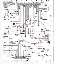 fuel injector timing forums here is the wiring diagram i am referring to straight out of the factory fsm