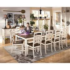 Buy The Somerset 180cm Oak And Grey Extending Dining Table With Country Style Extendable Dining Table