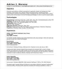 Ideas of Resume 10 Years Experience Sample In Resume