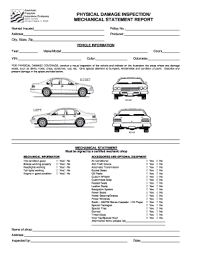 inspection sheet vehicle inspection checklist pdf fill online printable fillable