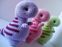 Free Crochet Dinosaur Pattern Inspiration The Perfect Hiding Place A Crochet Dino Pattern Review