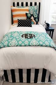 Dorm Bedding Decor 17 Best Images About Decorate Your Dorm Room On Pinterest