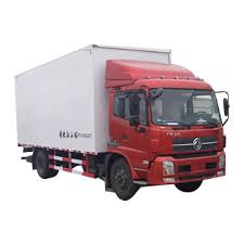 China Van truck, length 6,500mm, width 2,400mm, height 2,700mm ...
