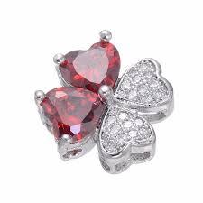 Online Shop 5PC AAA <b>Micro Pave</b> Jewelry Romantic Zircon Crystal ...