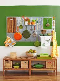 pegboard kitchen diy kitchen storage