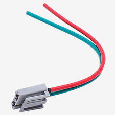 hei distributor wiring harness hei image wiring piece power tachometer wiring harness for hei distributors on hei distributor wiring harness