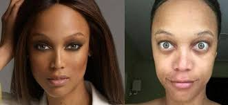 tyra banks posts pic without make up and she s unrecognizable youth village zimbabwe