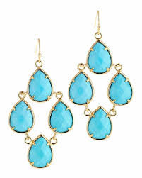kendra scott chandelier earrings best of teal chandelier earrings caymancode