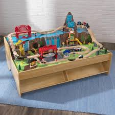 grand central station train set table kidkraft and chairs rs nl full size
