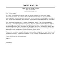 Cover Letter Veterinary Perfect Resume