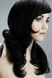 Image result for Smooth hair styles for girls