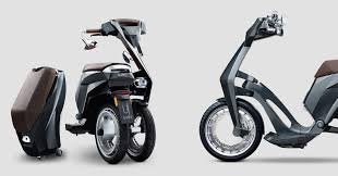 Folding Electric Scooter Market