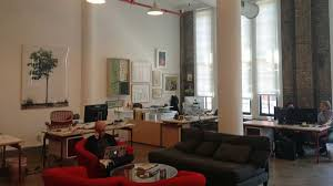 Office Living Room 13 Hot Startups With Inspired Office Design
