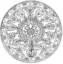 Mandalas A Colorier Mandala 40 Jpg Zen Coloring Pinterest