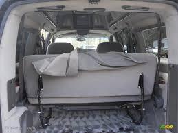 2003 Chevrolet Express 1500 Passenger Conversion Van interior ...