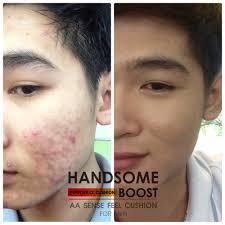 aa spf50 pa cushion foundation makeup waterproof powder thailand cosmetic