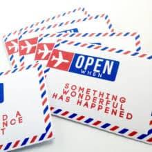 Open When Letters Printable Envelopes Anchoredscraps Com