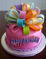 Happy Bday B Day Greeting Cards Birthday Cake