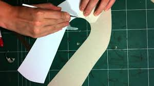 Shoe Pattern Classy How To Make Shoes48 Methods For Springing A Shoe Pattern YouTube