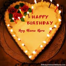 birthday cake images with name neha