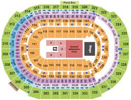 bb t center seating chart maps ft