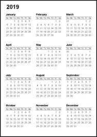 free calendar printable 2019 11 best us holidays 2019 bank school public holidays 2019 for