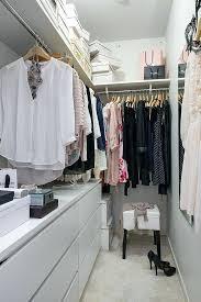walk in closet organize small walk in closet ideas images walk closet behind bed