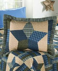 Country Star Quilt Ensemble | LTD Commodities & Country Star Quilt Ensemble Adamdwight.com