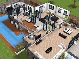 stunning cool sims freeplay houses sims freeplay house plans luxury 62 best sims freeplay house ideas