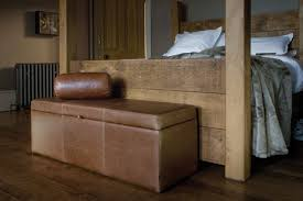 Four Poster Bed The Merchants Four Poster Plank Bed By Indigo Furniture