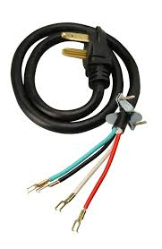 amazon com coleman cable 09154 30 amp 4 wire dryer power cord, 4 4 Prong Dryer Wiring Circuit amazon com coleman cable 09154 30 amp 4 wire dryer power cord, 4 foot home improvement 4 prong dryer outlet wiring diagram