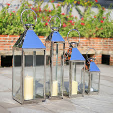 tall outdoor tealight votive holder