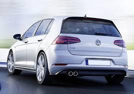 2018 volkswagen hybrid. perfect volkswagen 2018 volkswagen golf gte plugin hybrid  rear inside volkswagen hybrid