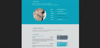 Flat-resume-design-1