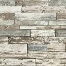 grey brick wallpaper authentic wood panel grey wallpaper grey brick wallpaper homebase