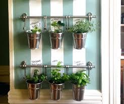 kitchen herb planter garden herb planter ideas planters hanging windowsill wall windows decoration kitchen herb planter
